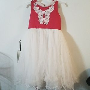 Girls formal dress